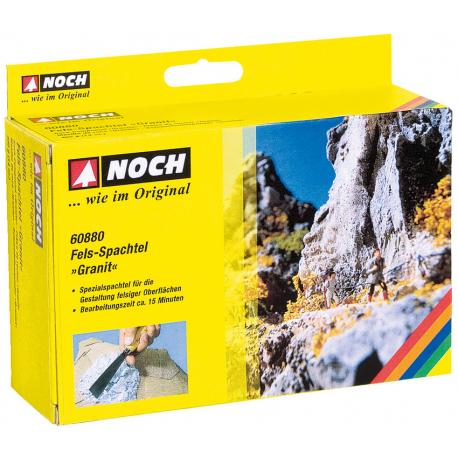 Rock Compound Granite grey -- Fels-Spachtel Granit grau -- 400 g All Scales Noch 60880