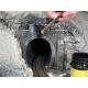 Retaining Wall -- Stützmauer -- HO 668x125 mm Noch 58057