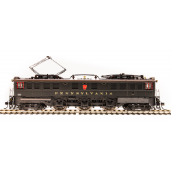 Electric Locomotive HO - Elektrische Lokomotive - PRR P5a Boxcab No 4733 - Paragon3 Sound DC DCC - Broadway Limited 5930