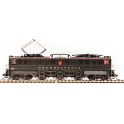 Electric Locomotive - Elektrische Lokomotive - HO - PRR P5a Boxcab No 4721 - Paragon3 Sound DC DCC - Broadway Limited 5932