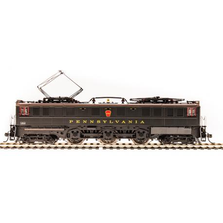 Electric Locomotive HO - PRR P5a Boxcab No 4721 - Freight Type DGLE - Paragon3 Sound DC DCC - Broadway Limited 5932