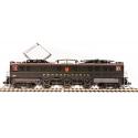 Electric Locomotive - Elektrische Lokomotive - HO - PRR P5a Boxcab No 4721 - Paragon3 Sound DC DCC - Broadway Limited 5932