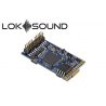 Decoder LokSound 5 blank -- Leerdecoder -- DCC-MM-SX-M4 - PluX22 - with speaker 11x15mm - 0-H0 - ESU 58412