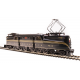 Electric Locomotive - GG1 PRR 4813 DGLE - Paragon3 Sound DC DCC HO - Broadway Limited 4684