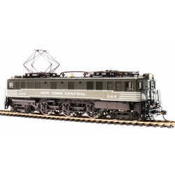 Electric Locomotive P5a Boxcab NYC 344 - Paragon3 Sound DC DCC HO - Broadway Limited 5940