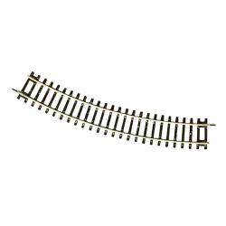 Curved track -- Gebogenes Gleis -- R2 30° HO - Roco 42422