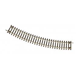 Curved track -- Gebogenes Gleis -- R3 30° HO - Roco 42423