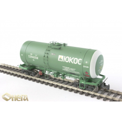 Tank wagon for oil products - HO - Onega 1566-0003