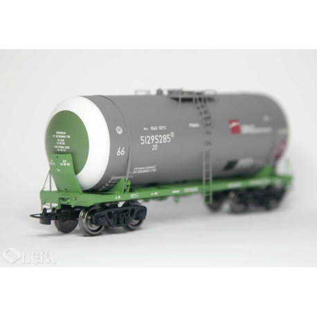 Tank wagon for petroleum products - HO - Onega 1547-0301