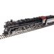 Steam locomotive Northern Pacific A-3 4-8-4 No 2660 - Paragon3 Sound DC DCC Smoke - Brass HO - Broadway Limited 4920