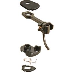 Kadee 39 30-Series Couplers - Long Overset (HO), 2 pair