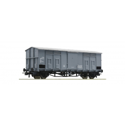 Pitched roof wagon - Spitzdachwagen FS HO 76600