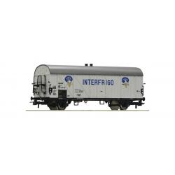 Refrigerator wagon - Kühlwagen DB HO 76713