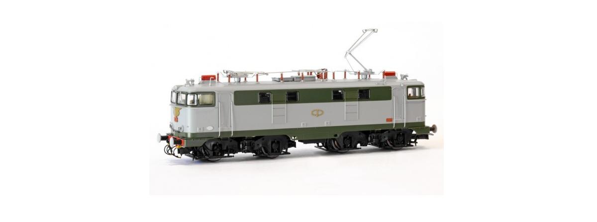 Sudexpressmodells SUD250116S Electric Locomotive CP 2501, HO