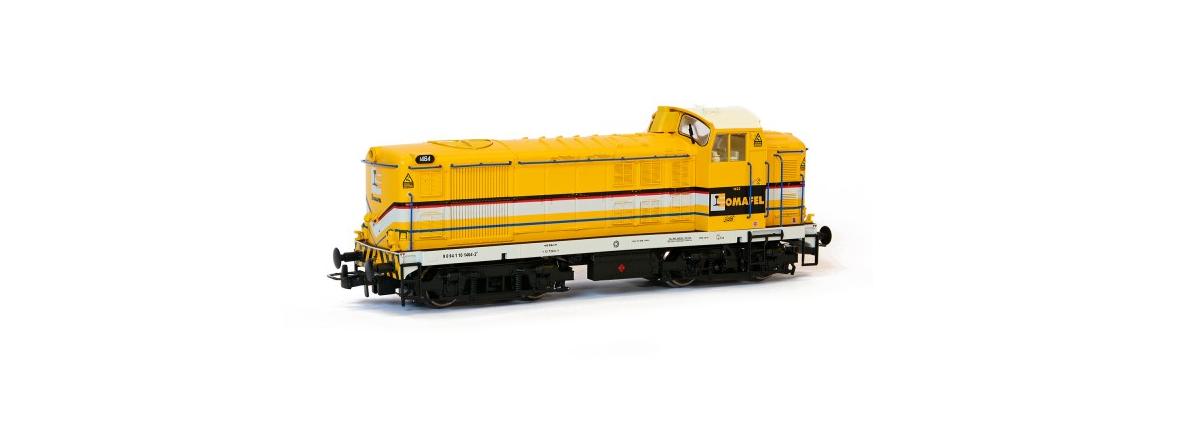 Sudexpressmodells 146417DC Diesel locomotive CP 1464, HO