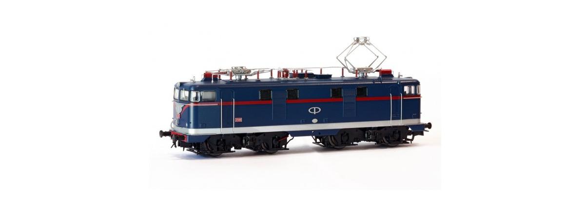Sudexpressmodells SUD250816S Electric Locomotive CP 2508, HO
